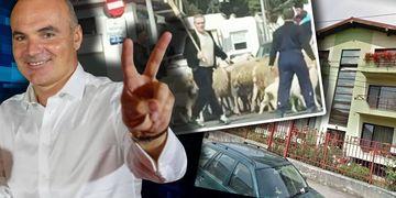 """""""Miroase a oaie în Pipera""""? Rareș Bogdan este acum vecin cu Gigi Becali"""