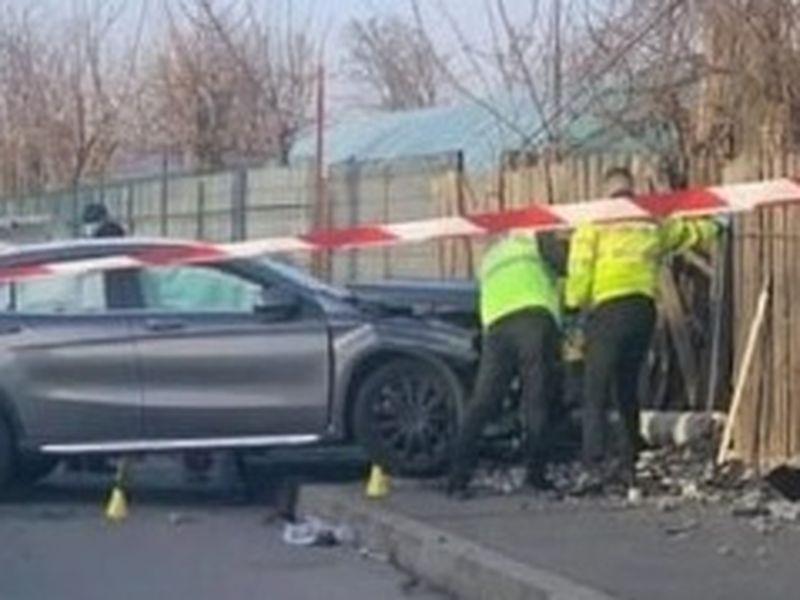Șoferița care a lovit mortal două fete