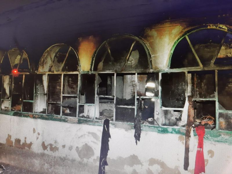 Incendiu comuna Celaru, Dolj