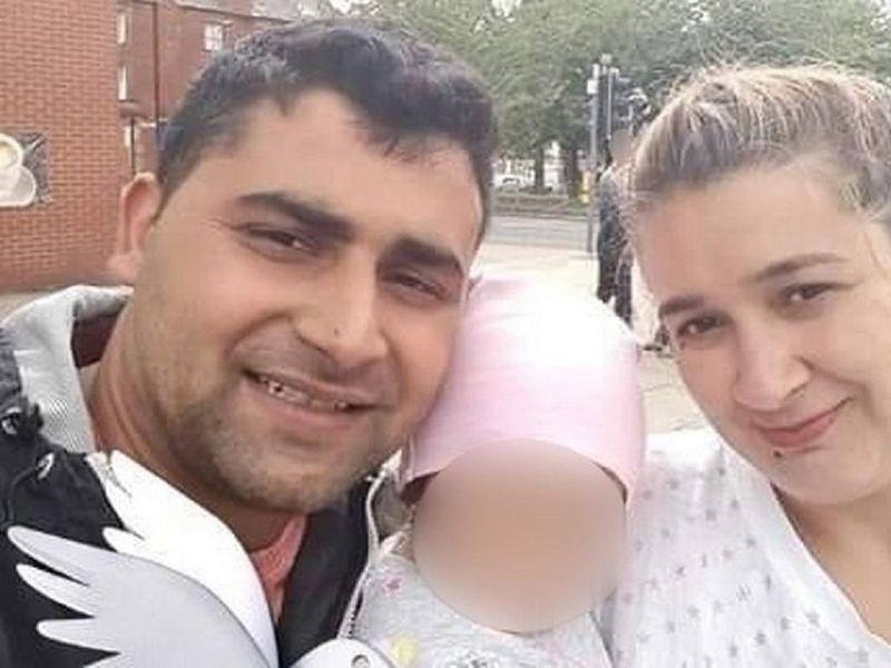 Mihai și Gabriela, românii bănuiți că și-au omorât bebelușul
