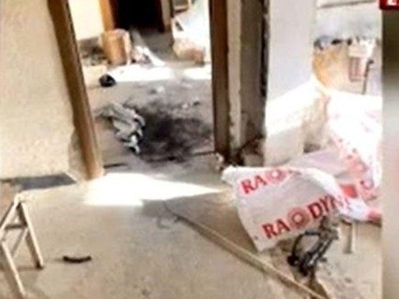 Au apărut primele imagini din apartamentul în care au fost uciși doi bărbați