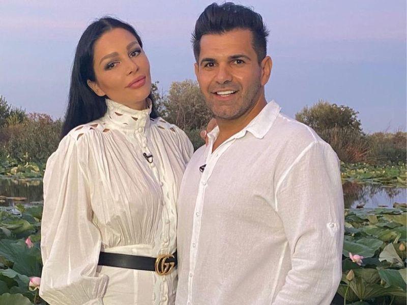 Brigitte și Florin Pastramă, saltați de mascați! Ce s-a întâmplat la petrecerea la care au participat cei doi soți: