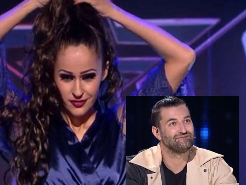 Luana Cayres le-a încins imaginaţia bărbaţilor din juriul de la Românii au Talent, sezonul 11.