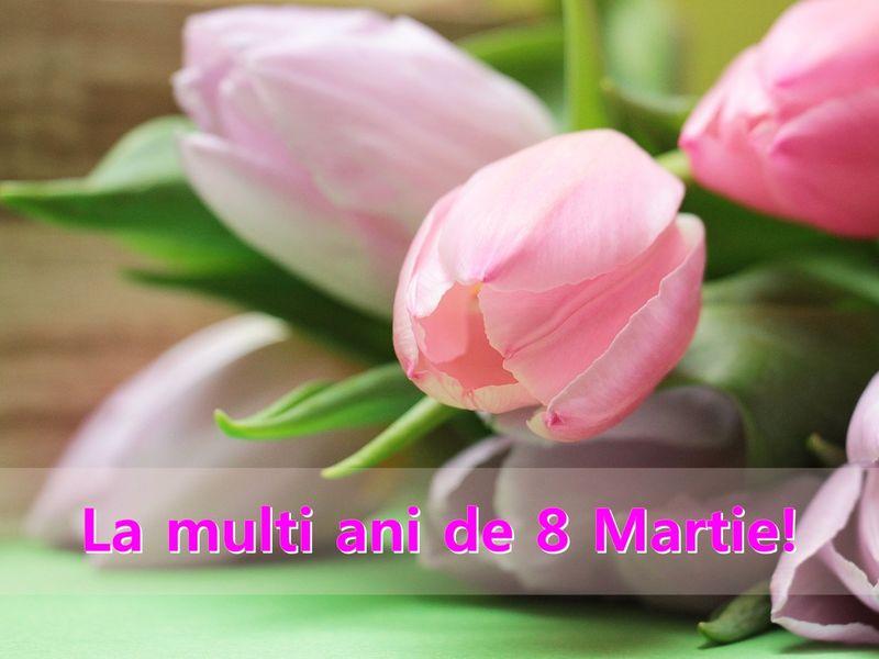Felicitări 8 Martie. Cele mai frumoase mesaje şi felicitări virtuale de Ziua Femeii