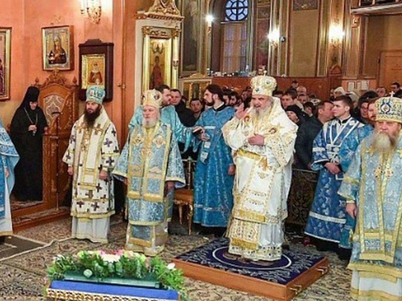 Patriarhul Daniel, preoti