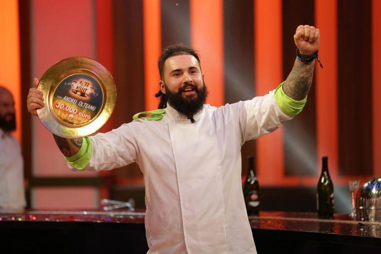 Cine sunt câștigătorii din toate sezoanele Chefi la cuțite. Chef Sorin Bontea este juratul cu cele mai multe victorii în palmares