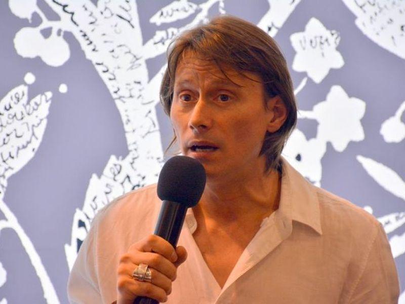 Actorul Marius Manole