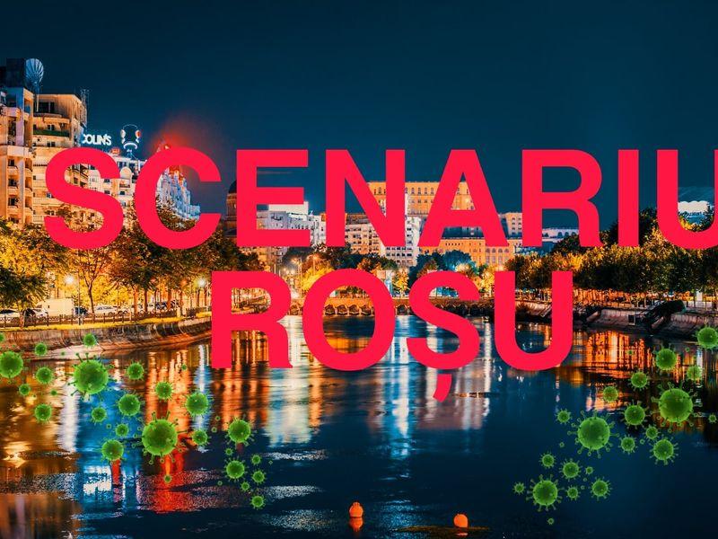 Bucureștiul revine în scenariul roșu! Ce măsuri se vor aplica în perioada următoare