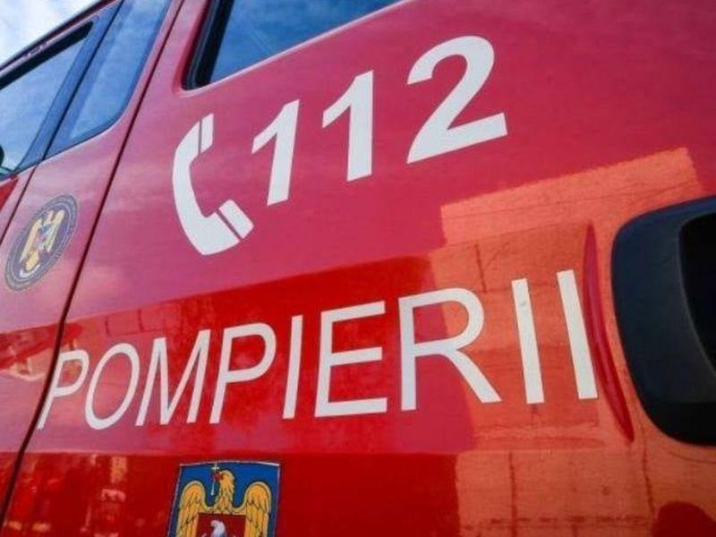 Incendiu la un spital din Craiova