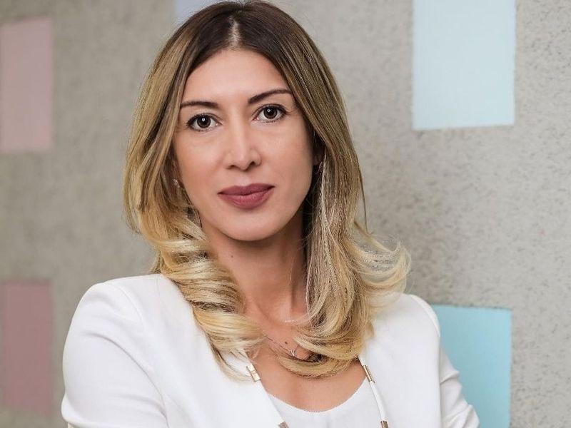 Roxana Ghioca de la Șef sub acoperire 2021