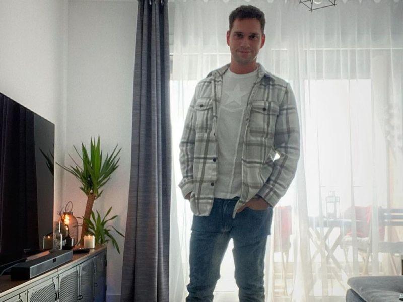 Vlad Gherman, prima poza din apartamentul nou! Cu ce probleme se confruntă actorul: