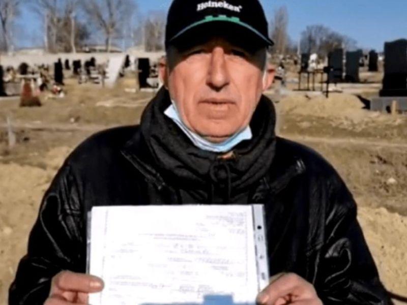 Plecat la muncă în Italia, declarat mort în Republica Moldova.