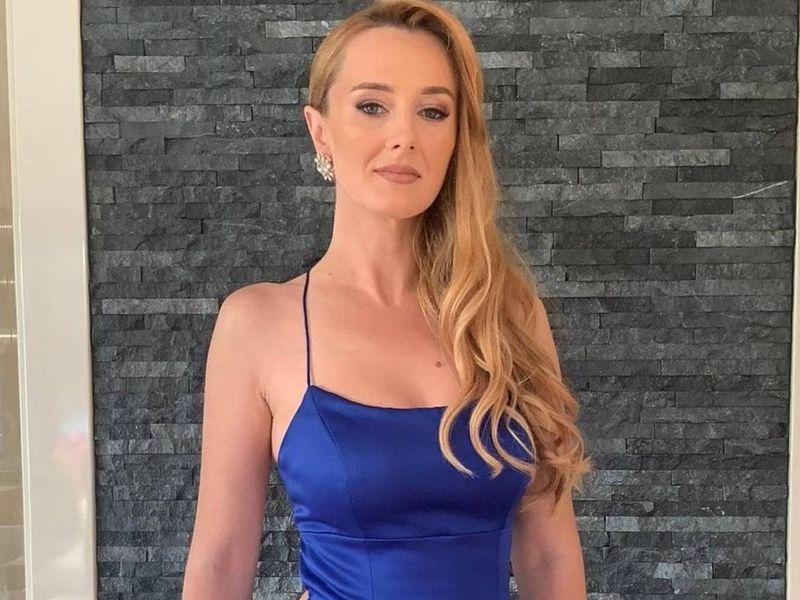 Angela Antocel de la Burlacul 2021