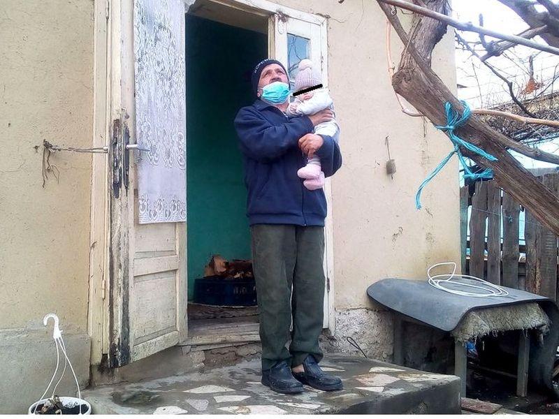 Nea Mihai, un bărbat nevăzător, strigăt de ajutor!