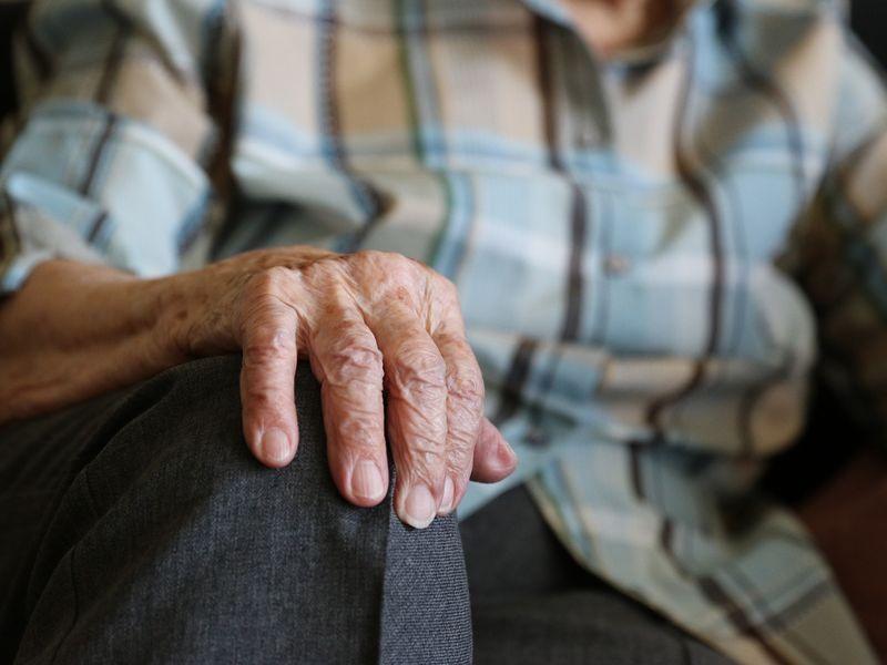 O bătrânică simplă, crescută la țară, dar cu un suflet de aur