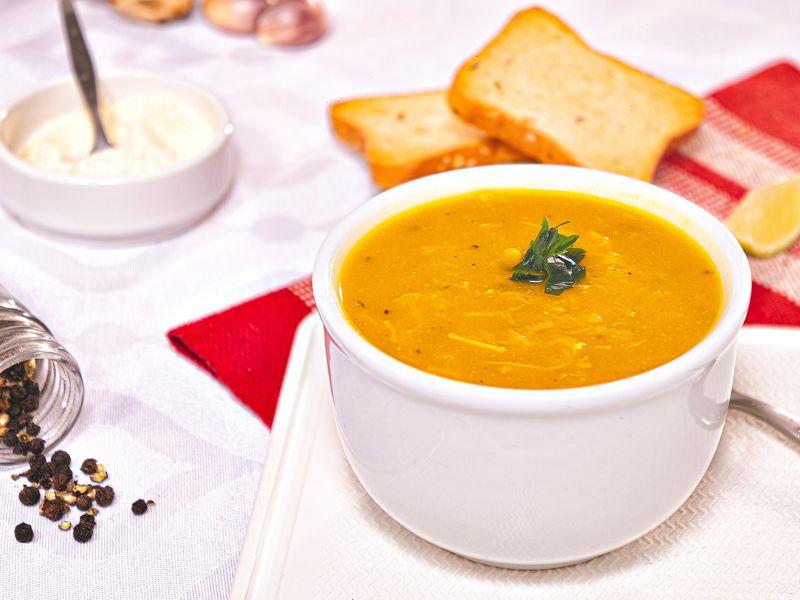 Cea mai buna supă cremă de legume