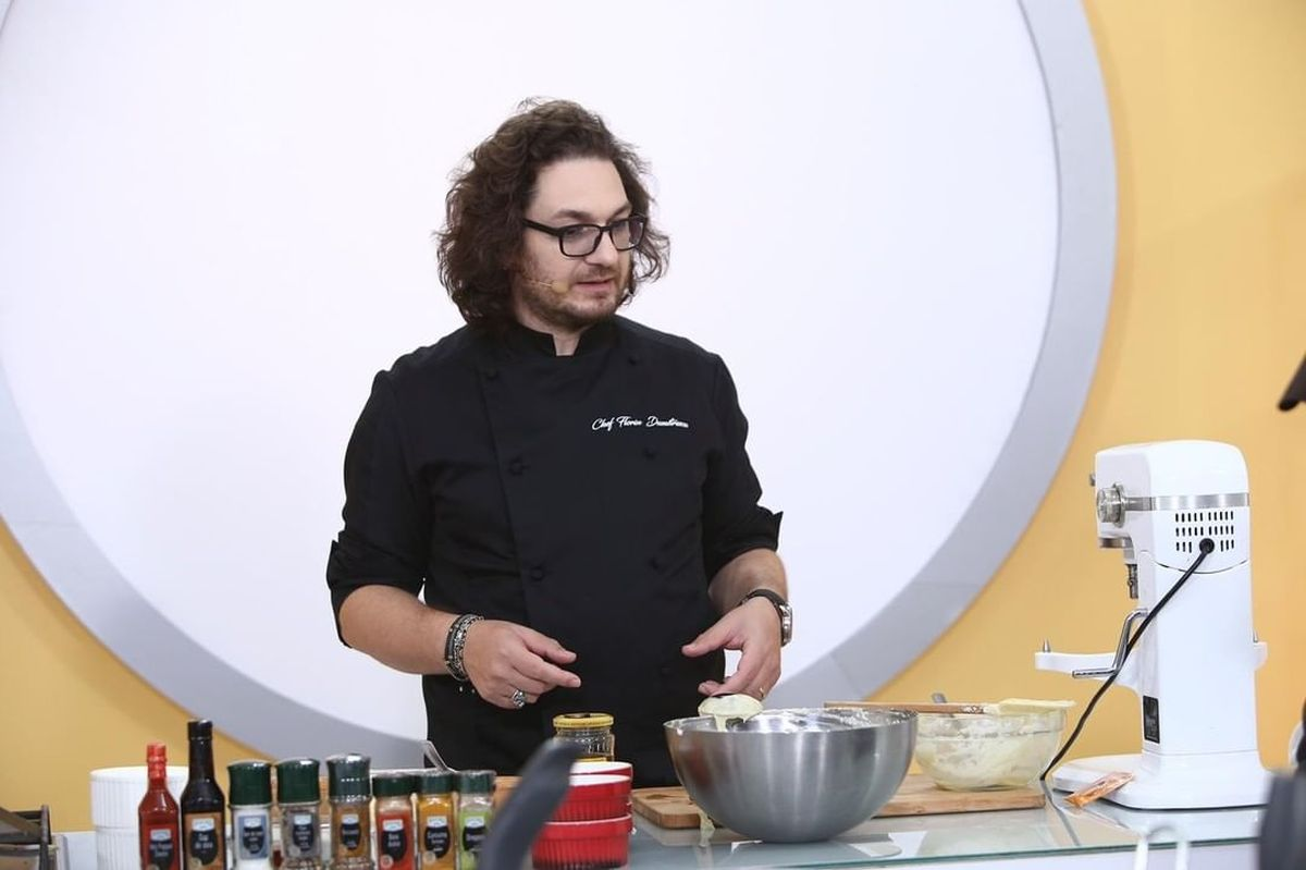 dieta lui chef florin dumitrescu