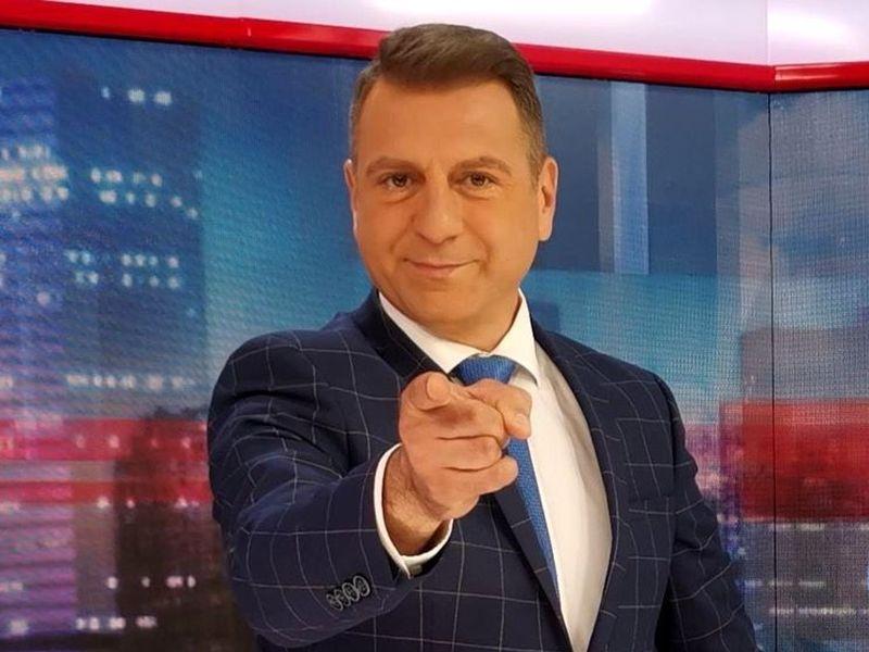 Christian Sabbagh, de 11 ani la pupitrul știrilor Kanal D