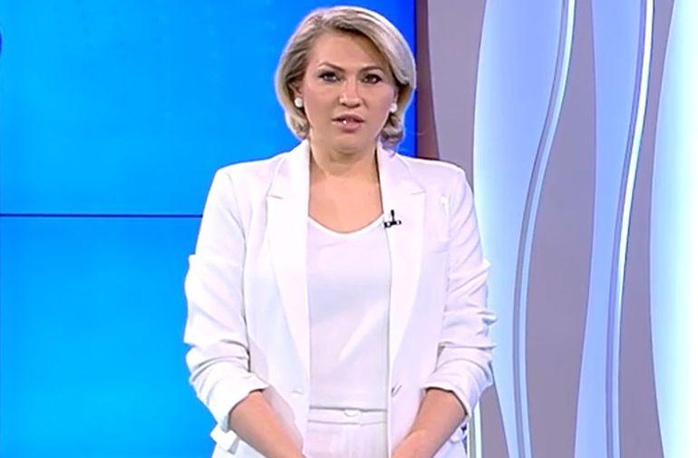 """Mirela Vaida a izbucnit în lacrimi la TV. Prezentatoarea a transmis un mesaj important după ce a fost atacată în direct: """"Vreau să-mi apăr viața"""""""