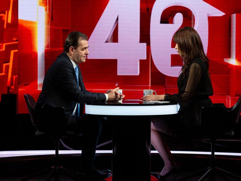 Ludovic Orban la Denise Rifai