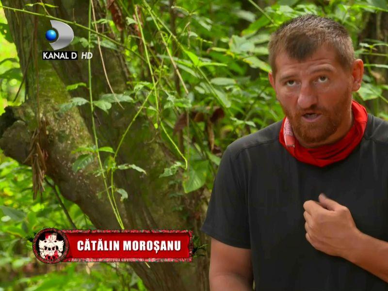 Cătălin Moroșanu dă vina pe Sebastian Chitoșcă pentru destrămarea Faimoșilor la Survivor România