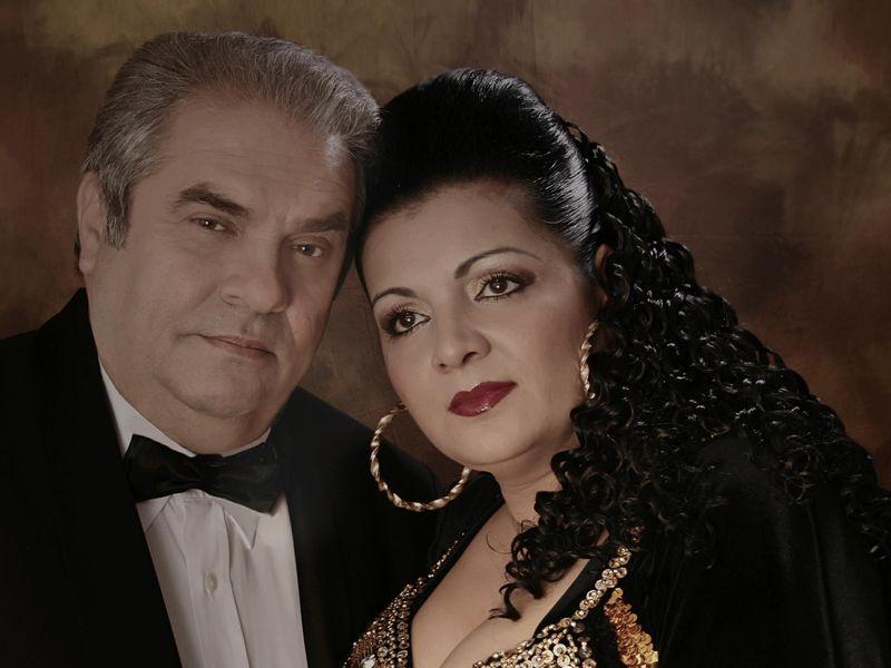 Cornelia Catanga şi Aurel Pădureanu