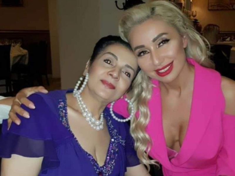 Sonia Trifan și Cornelia Catanga