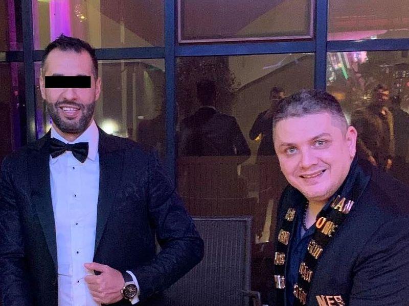 Mircea Nebunu și fratele său