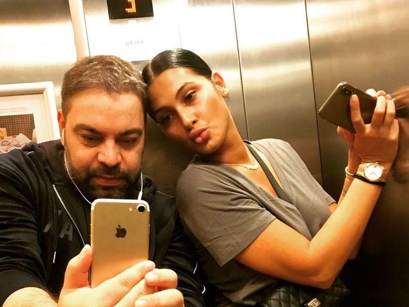 Florin Salam și Roxana Dobre