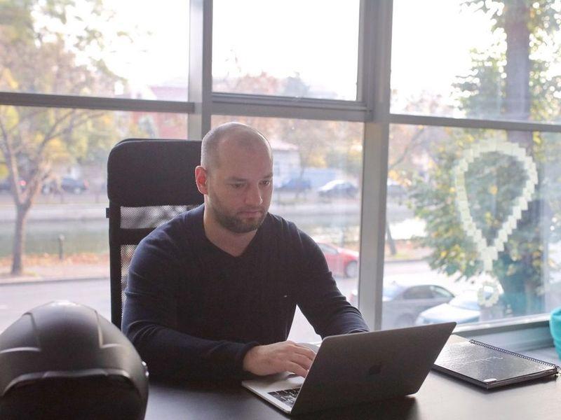 Victor Răcariu de la Şef sub acoperire 2021