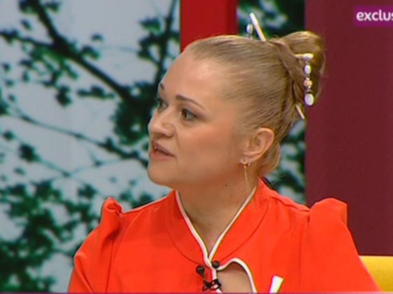 Astroloaga Mariana Cojocaru a trecut prin momente cumplite! A fost bătută de soț la doar o zi după nuntă: