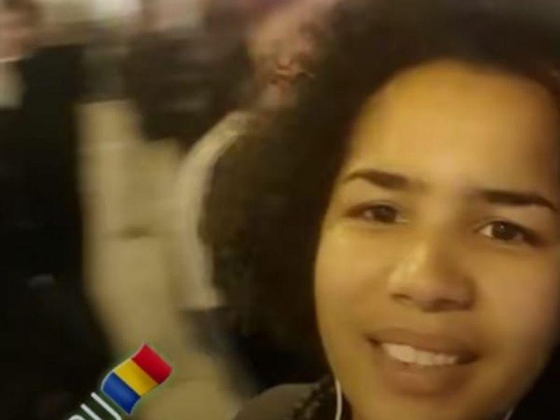 Georgiana Lupu, fosta concurenta de la Survivor România, a participat la protestele anti-restricții!