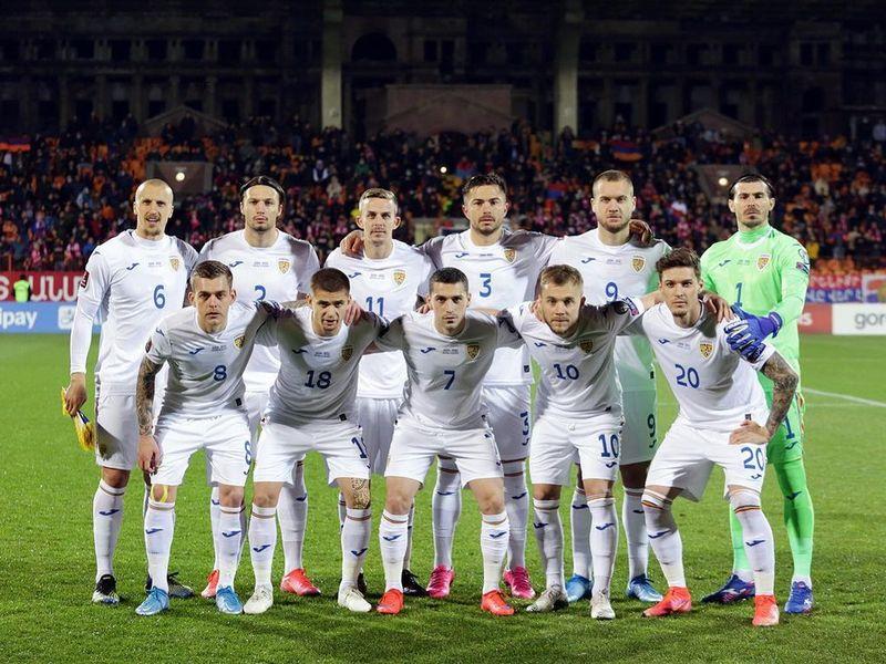 Echipa Naţională de Fotbal
