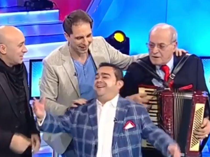 Nelu Ploieșteanu, Adrian Minune, Dan Negru Și Marcel Pavel
