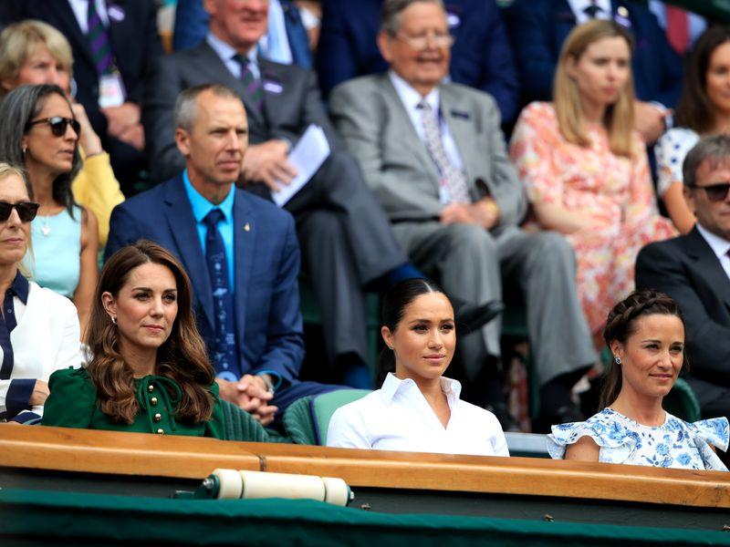 Meghan Markle și Kate Middleton