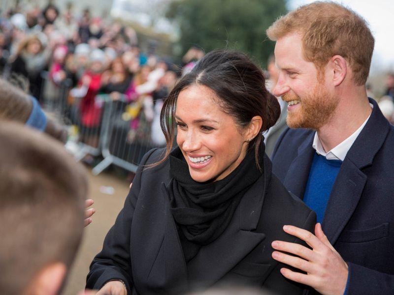 Prințul Harry și Meghan Markle avere