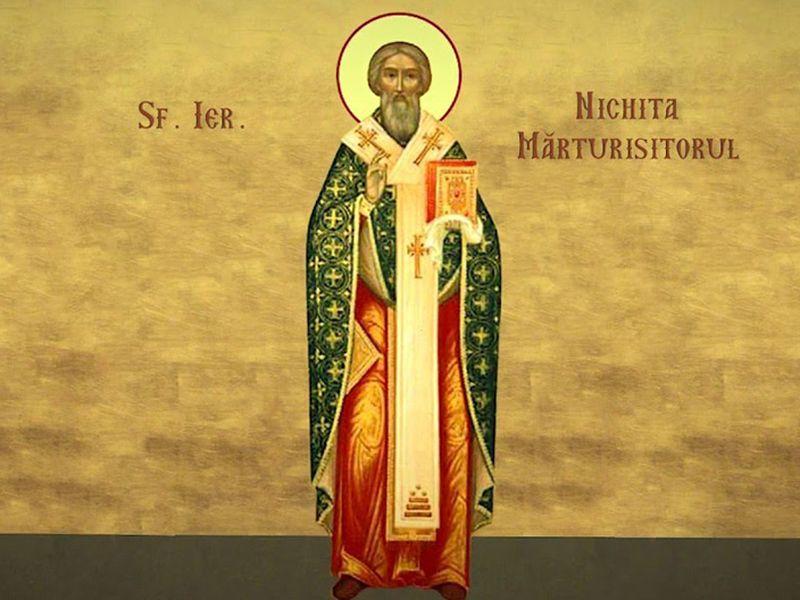 Calendar Creștin Ortodox, 3 aprilie. Cine este Sfântul Nichita