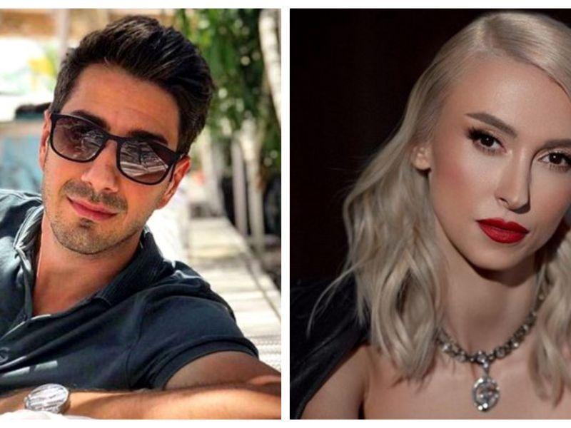 Andreea Bălan a publicat prima imagine alături de Tiberiu Argint! Cum au fost surprinși îndrăgostiții