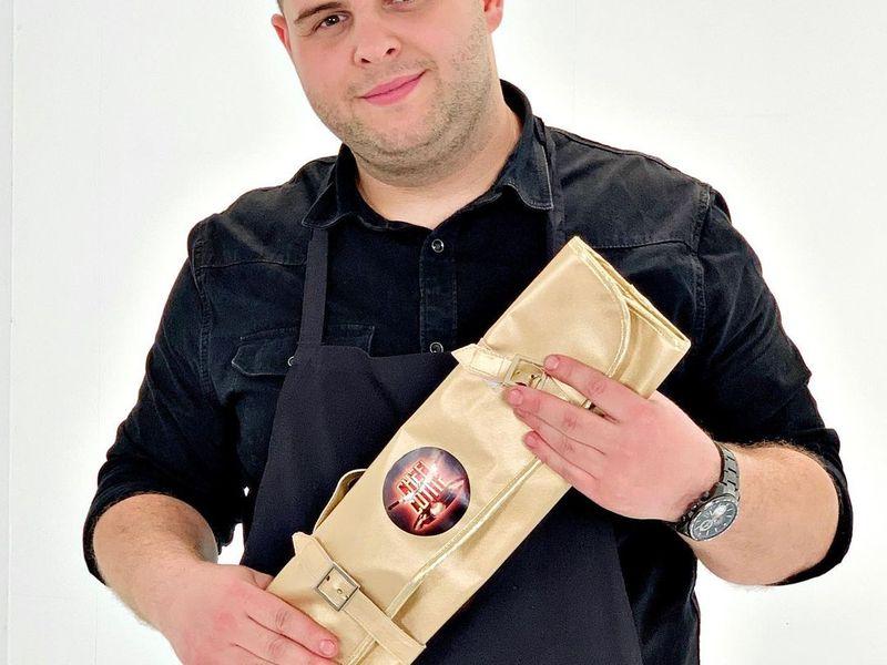 Cine este Alexandru Bădițoaia de la Chefi la cuțite 2021