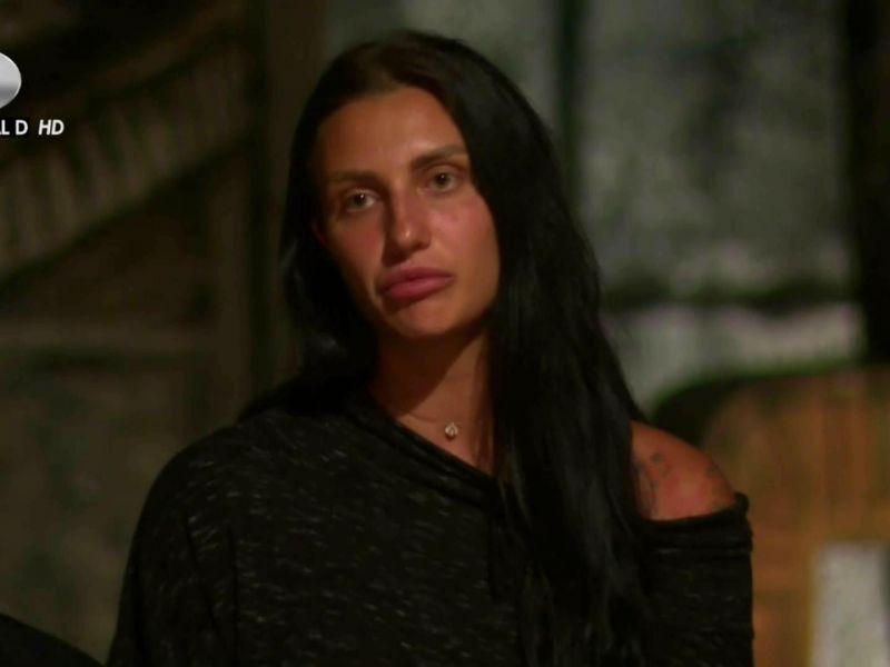 Ana Porgras, cu ochii în lacrimi după ce a părăsit competiția Survivor România! Primele declarații ale Faimoasei: