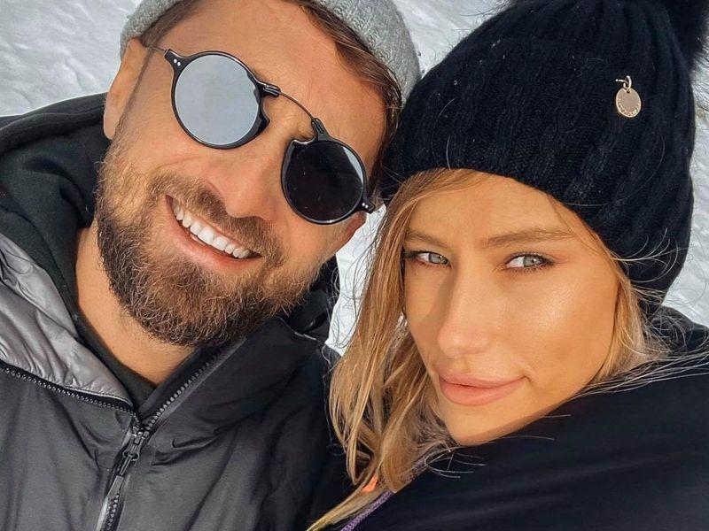 Dani Oțil și Gabriela Prisăcariu