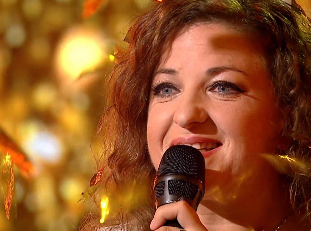 Elena Gatcin, al zecelea Golden Buzz de la Românii au Talent, sezonul 11