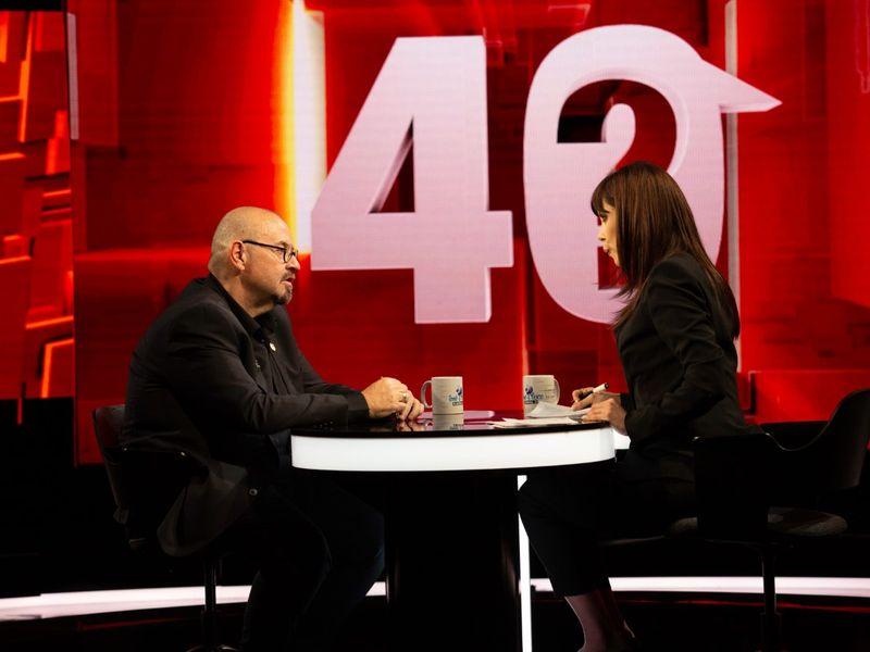 """Cristian Popescu """"Piedone"""", astăzi, la """"40 de întrebări cu Denise Rifai""""! Printre dezvăluiri, cum a reușit să slăbească radical, de la 218  kilograme"""