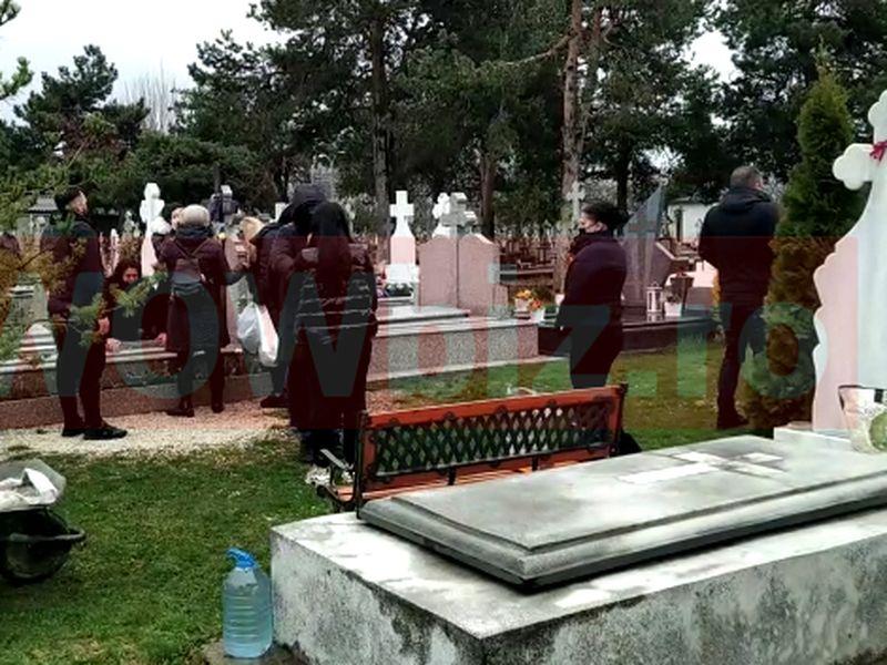 Imagini cutremurătoare de la mormântul lui Nelu Ploieșteanu! Familia, devastată de durere: