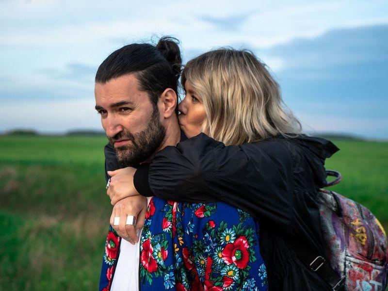 Adrian Sârbu va creștina fetița Ginei Pistol și a lui Smiley