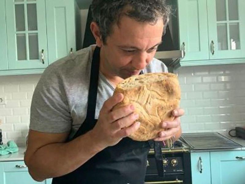Rețeta de pâine a lui chef Sorin Bontea
