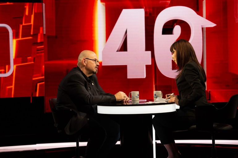 """Cristian Popescu """"Piedone"""", dezvăluiri incredibile, la """"40 de întrebări cu Denise Rifai""""  """"Dacă există o normalitate în țara asta, eu nu am ce să caut în această poveste!"""""""