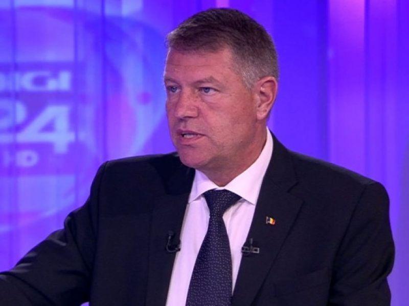 Klaus Iohannis, mesaj de condoleanțe pentru Casa Regală a Marii Britanii