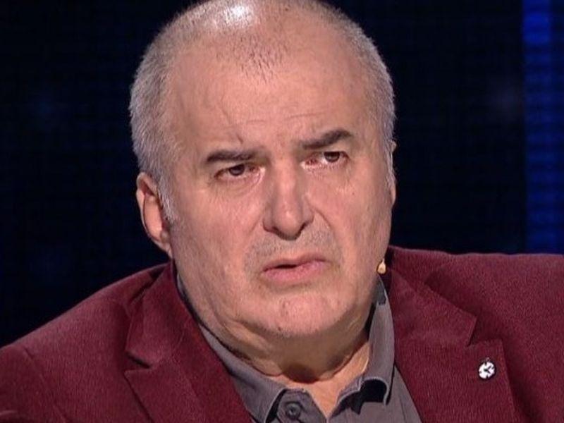 Florin Călinescu a făcut o concurentă să plângă