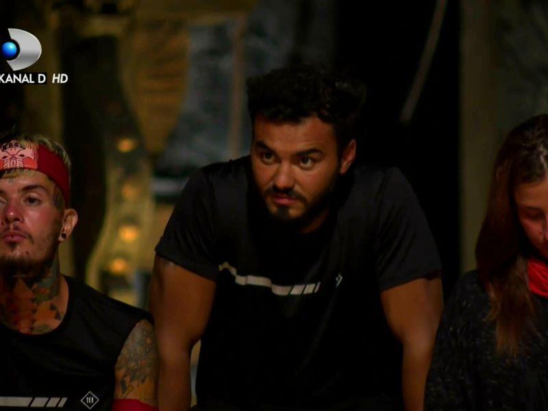 Jador, nominalizat pentru eliminare la Survivor România